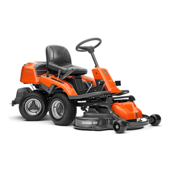 Husqvarna R 214T Outfront Ride On Lawnmower