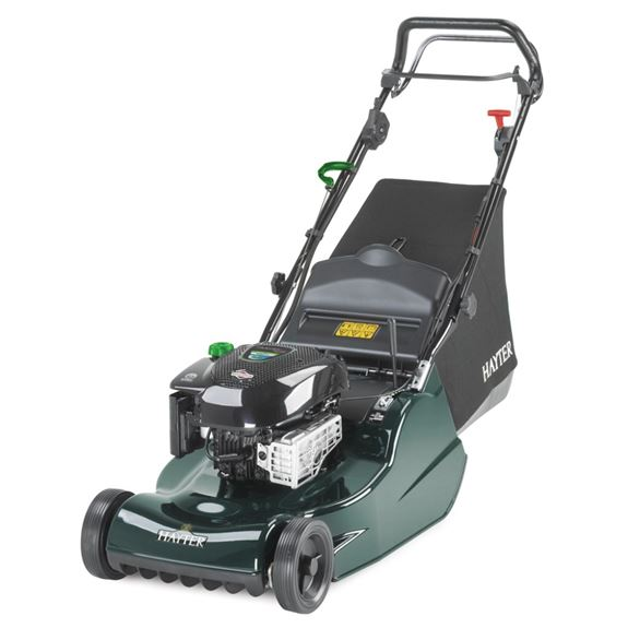 Hayter Harrier 48 Autodrive ES( New Instart) VS Lawnmower