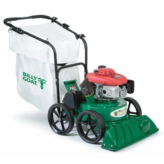 Billy Goat TKV650SPH (Honda) Self Propelled Outdoor Wheeled Vacuum