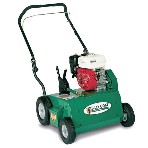 Billy Goat PR550H Honda Power Rake Scarifier
