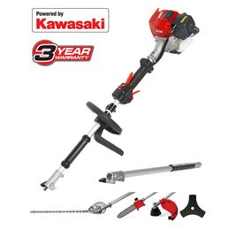 Mitox 2700MTK Kawasaki Engined Multi Tool