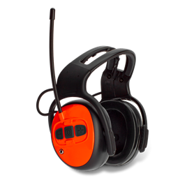 Husqvarna Hearing protection with FM radio - Full Headband