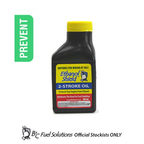 B3C Ethanol Shield 2-Stroke Oil - 100ml