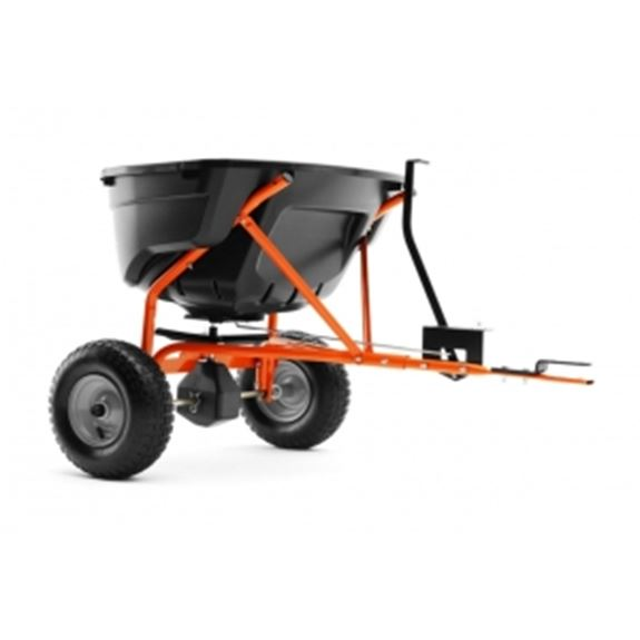 Husqvarna Towed Throw Spreader - Larger Areas