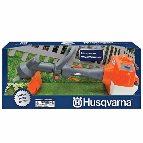 Husqvarna Children's Battery Operated Toy Grass Trimmer