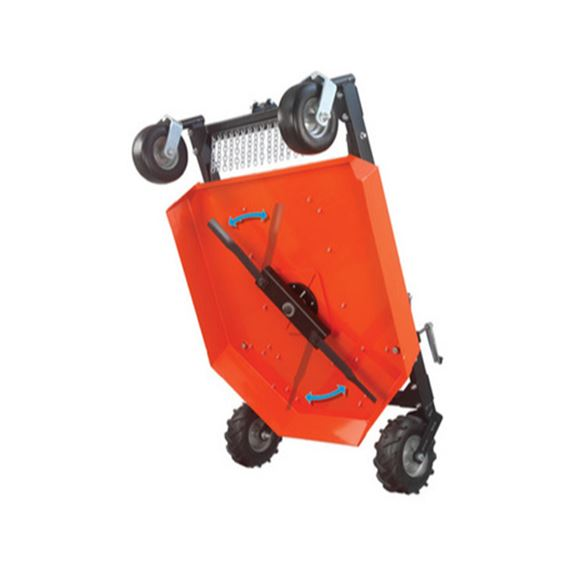 DR PRO XL 44-20 ES TOW BEHIND FIELD & BRUSH MOWER