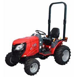 Compact Tractors & Accessories